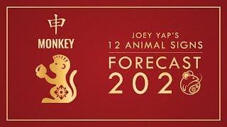 2020 Animal Signs Forecast: MONKEY [Joey Yap]