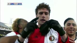 Feyenoord Season 2016-2017 / All Goals