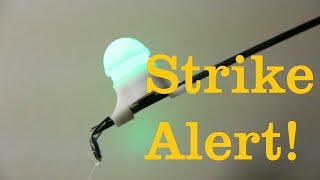 Сигнализатор поклевки световой strike alert