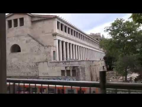 Griekenland, Athene 2013