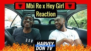 MC Kresha & Lyrical Son - Hey Girl X Buta & Ledri Vula - Mbi Re Reaction HarveyDon TV