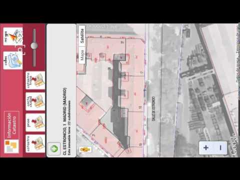 Video of Catastro España