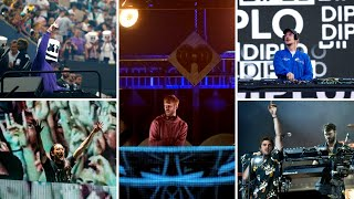 Top 10 Highest Paid DJ's in the World
