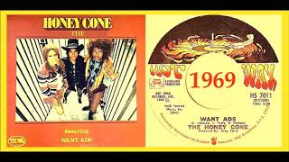 The Honey Cone   Want Ads 'Vinyl'