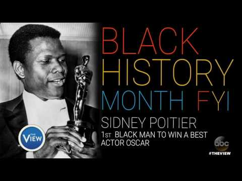 Black History Month: Denzel Washington and Sidney Poitier | The View