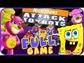 Nicktoons: Attack Of The Toybots Full Game Longplay ps2