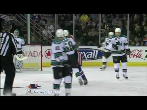 Brad Staubitz vs Zack Stortini