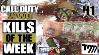 Call of Duty WW2 - Top 10 Kills of the Week #41 (COD Top Plays)