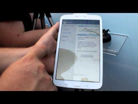 Samsung Galaxy Tab 3 8.0: anteprima