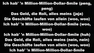 Loredana 💸 MILLIONDOLLAR$MILE 💸 Prod. By Miksu & Macloud Lyrics
