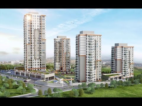 Atakent Kucukcekmece residences for investment