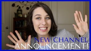 NEW Channel Announcement!