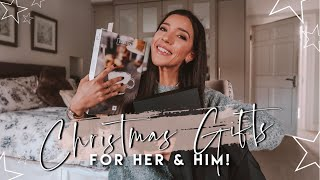 10 Christmas Gifts For Her & Him 2019! | A Quick Fire Holiday Gift Guide