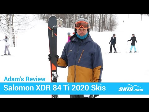 Video: Salomon-XDR-84-TI-Skis-2020-1-50