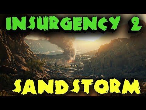 Супер тактический и реалистичный шутер - Insurgency: Sandstorm - Стрим обзор игры с крутым графоном