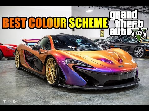 "GTA 5 Paint Jobs: Best Rare Paint Jobs Online!  ""GTA 5 Secret Paint Jobs"""