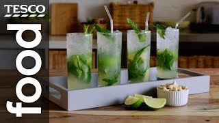 How to make a delicious mojito cocktail