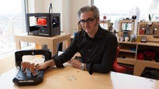 Makerbot Digitizer Desktop Scanner