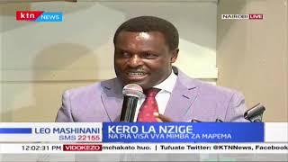 Mkutano wa kuamazisha uma kuhusu uvamizi wa nzige wafanyika Nairobi