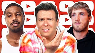 "Michael B. Jordan Rum Backlash, Logan Paul Overseas Scandal, Redneck Rave Chaos, & ""White Rage"" Clip"
