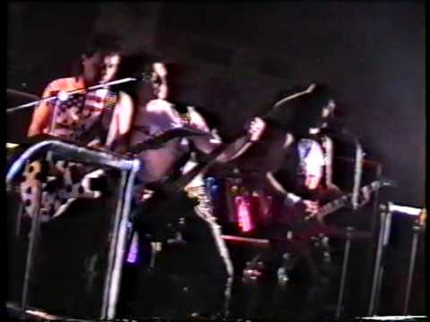 Kestrel -  Live In Lasers (Trog Bar) Hull , U.K. - 1991...Y&T cover