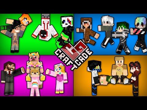 NOWY SEZON! | CraftCade Minecraft 1.14.3