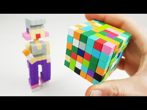 Magnetic Colorful Cubes   Magnetic Games