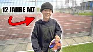 Diese jungen Skater sind zu gut :)