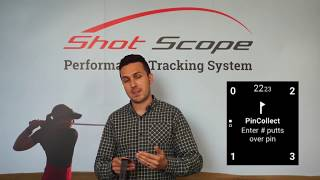 Shot Scope V2 Golf Watch explained