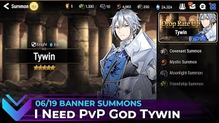 Epic Seven: 6/19 Patch Notes Thoughts/Tywin Should You Summon - Thủ