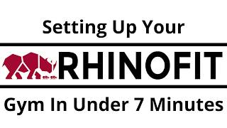 RhinoFit video