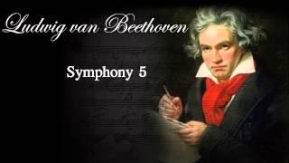 Symphony 5 - Beethoven | La mejor musica clasica | Simfonia nº5 de  Beethoven