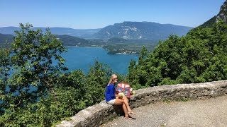 Exploring Rhone French Alps, Lake Annecy & Lake Du Bourget, Including Conjux, & Aix Les Baines