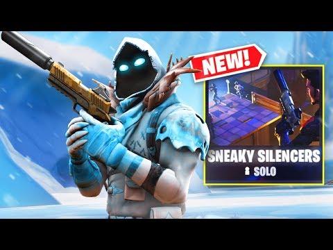 , title : 'Sneaky Silent Ninja | New LTM Sneaky Silencers'