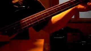 Tearing Everyone Down - Anti-Flag Bass Cover