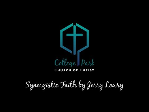 Synergistic Faith by Jerry Lowry