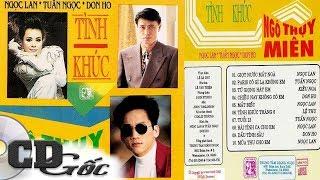 [CD Nhạc Xưa] Tình Khúc Ngô Thụy Miên - Ngọc Lan, Tuấn Ngọc, Don Ho (GNCD)