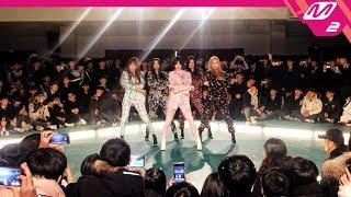 [스쿨오브락] EXID(이엑스아이디) 직캠 '알러뷰(I LOVE YOU)' (EXID FanCam) | 2018.11.22