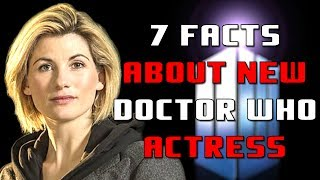 Jodie Whittaker Facts | Doctor Who actress