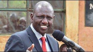 Ruto: Tuwache Unafiki na tuwache ukora, tujenge daraja za kweli | SIASA ZA BBI
