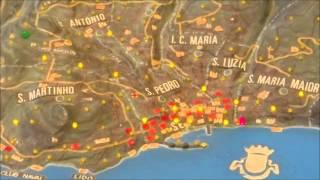 Evolução e produção da eletricidade na Região Autónoma e Madeira.