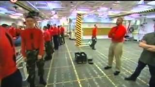 Dokumentárny film Technológia - Megastavby: Lietadlová loď Ronald Reagan