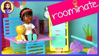 Roominate Luxury Townhouse with rPower! - Electrical wired dollhouse Build Play Review - Kids Toys