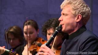 Aaron Copland, concerto pour clarinette