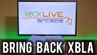 What happened to XBOX Live Arcade - XBLA ? | MVG