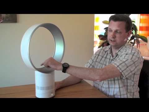Dyson Air Multiplier AM01 - Der etwas andere Ventilator
