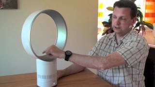 Dyson Air Multiplier AM01 - Der etwas andere Ventilator