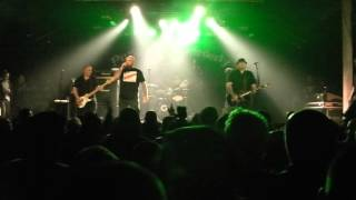 Angelic Upstarts- Never`ad Nothing 17.4.2016 Berlin