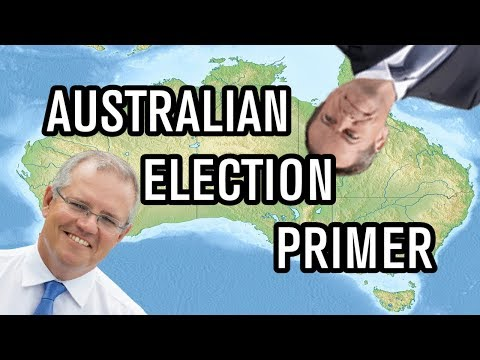 Australian Election & Politics Primer 2019