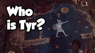 Who is Tyr? - Exploring the Mythology Behind God of War 4 (SPOILERS)